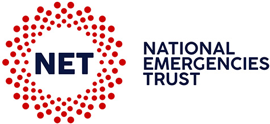 National Emergencies Trust Logo
